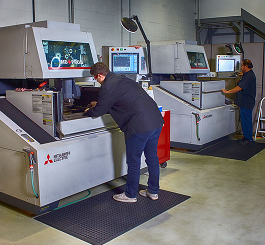 MedTorque CNC Electrical Discharge Machining EDM
