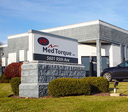 MedTorque Wisconsin Operations