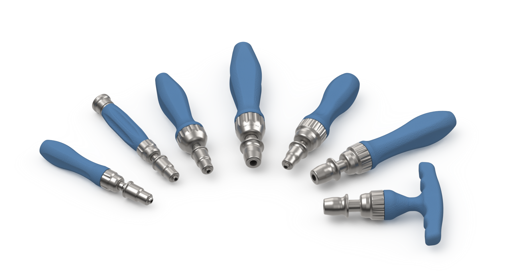 MedTorque Ratchet Drivers